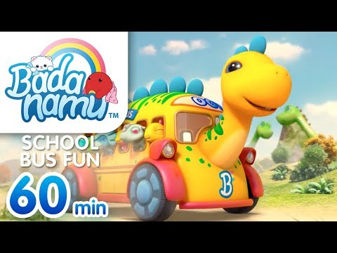 School Bus Fun   Badanamu Compilation