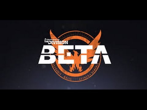 The Division Beta ( PS4)