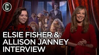 The Addams Family: Allison Janney & Elsie Fisher Interview
