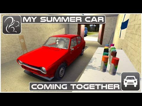 My Summer Car - Coming Together