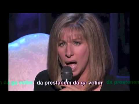Barbra Striesand - Can't Help Lovin' That Man-Srpski prevod