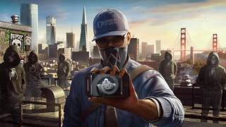 Watch Dogs 2 (Power song DeDSeC) Hudson Mohawke - Play N Go