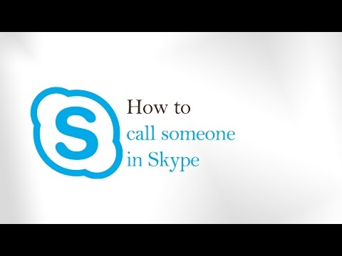 how to make a call on skype -  make a skype  free audio or video call windows 10