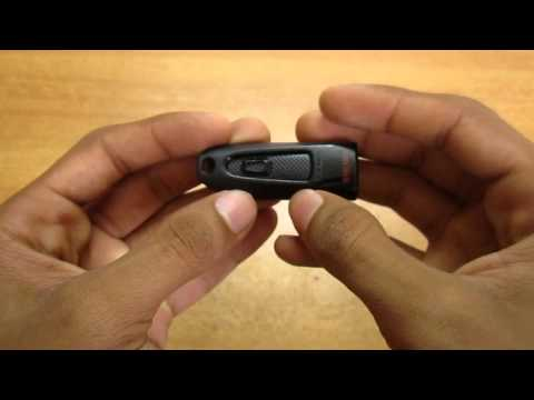 SanDisk Ultra USB 3.0 16 GB Pendrive Overview and Benchmarking