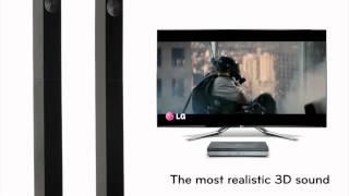 LG BH9520TW Blu-ray Home Cinema System