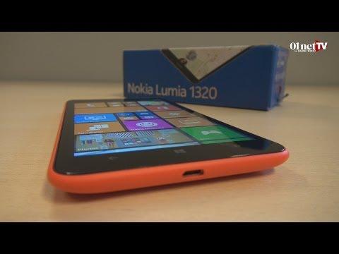 Test du Nokia Lumia 1320 : un smartphone à grand écran et petit prix