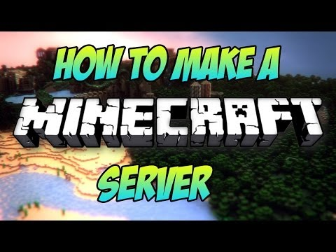 How To Make A Minecraft Server: 1.9 [UPDATED VERSION] [TUTORIAL]