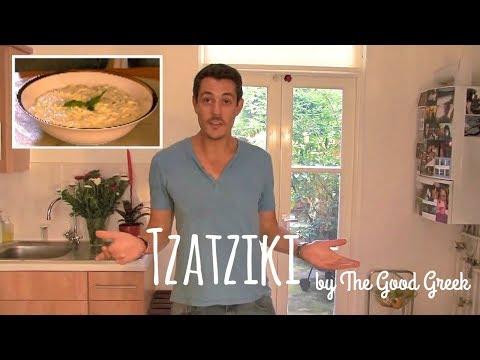 Tzatziki Recipe by The Good Greek