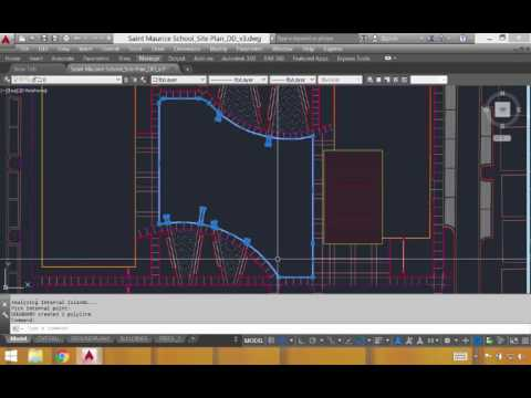 Determining Square Footage in AutoCAD