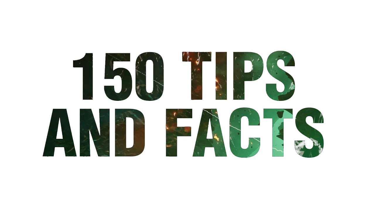150 Tips & Facts for Deep Rock Galactic