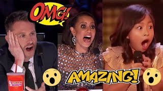 All 9 AMAZING COMPLETE Golden Buzzers | America