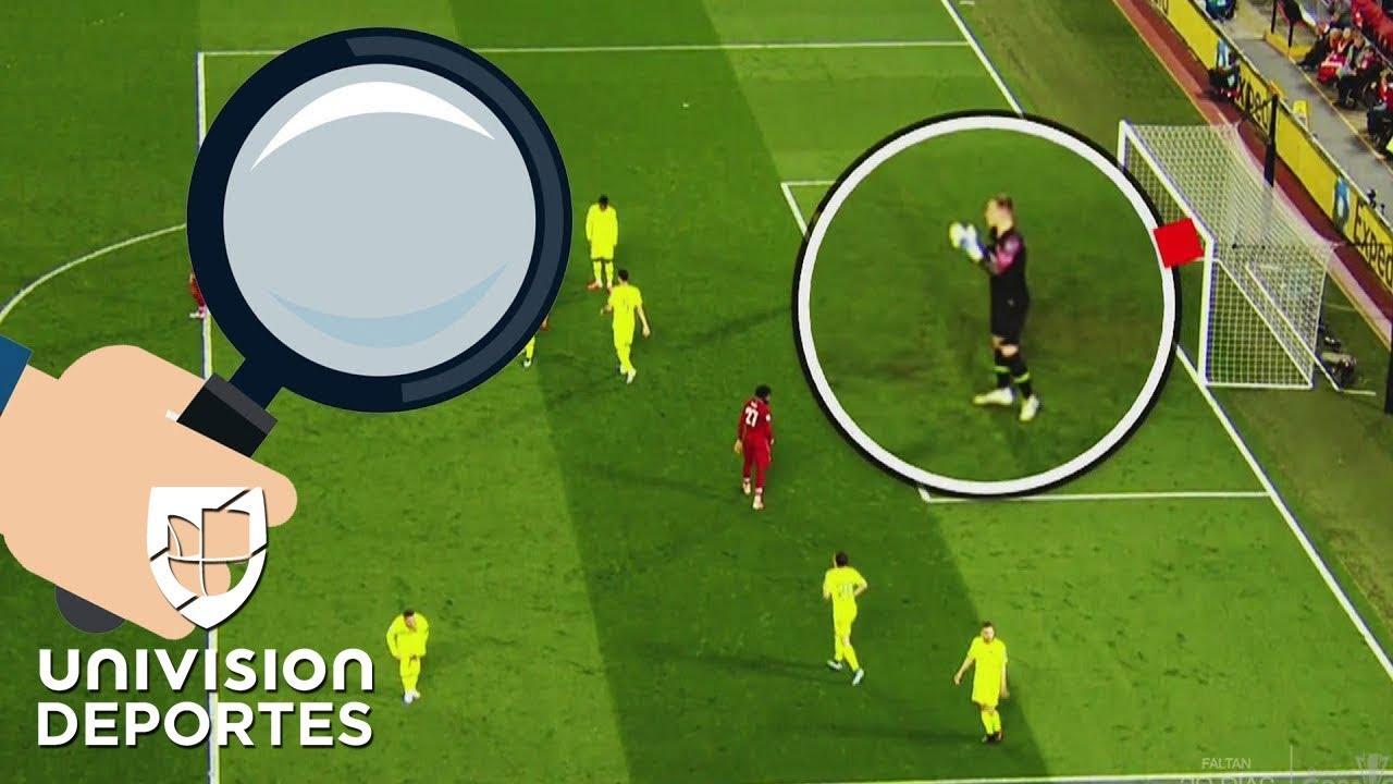 La jugada del hielo: detalles que no se vieron en el medio minuto que marcó el Liverpool-Barça