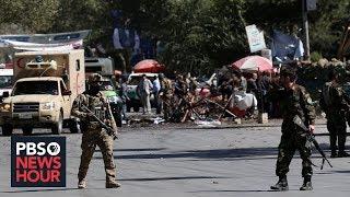 News Wrap: Taliban attacks kill at least 48 in Afghanistan