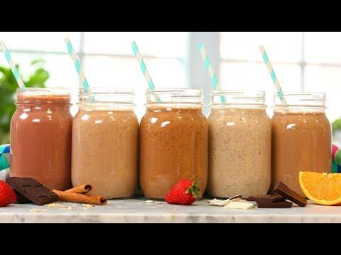 5 Chocolate Smoothie Recipes