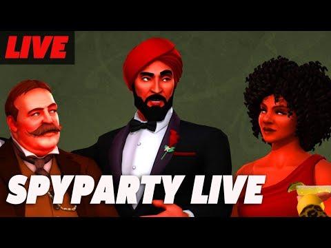 SpyParty Live!