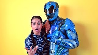 The Time Power Rangers Came Over (Day 795)