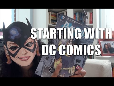 Where Do I Start with DC Comics?