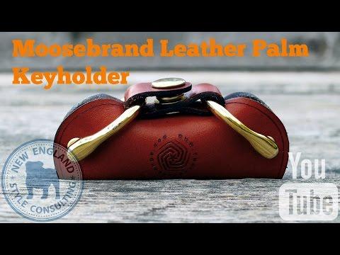 The Moose Brand Palm Key Holder
