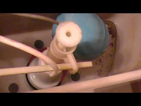 More Mansfield Toilet Repair