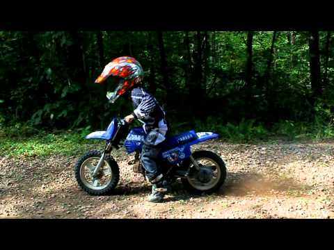 Talented 4 And 5 Year Old Dirt Bike Riders - Good Ol' Boys