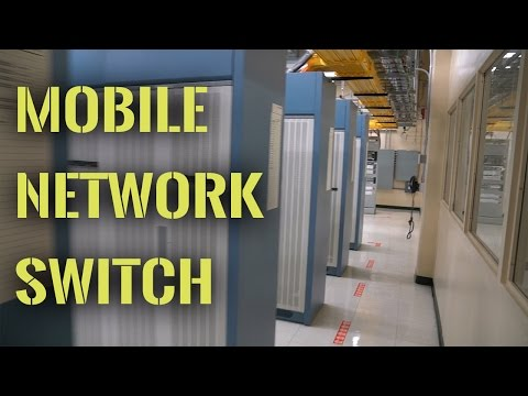 What is a Mobile Network Switch/Extreme Network?