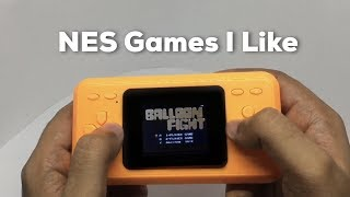 NES Games I Like