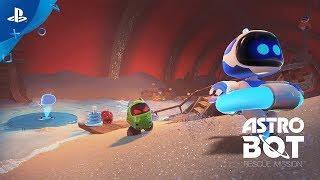 ASTRO BOT Rescue Mission – Launch Trailer | PS VR