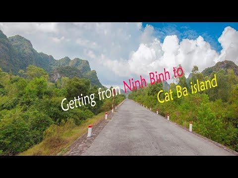 North Vietnam : Getting from Ninh Binh to Cat Ba island