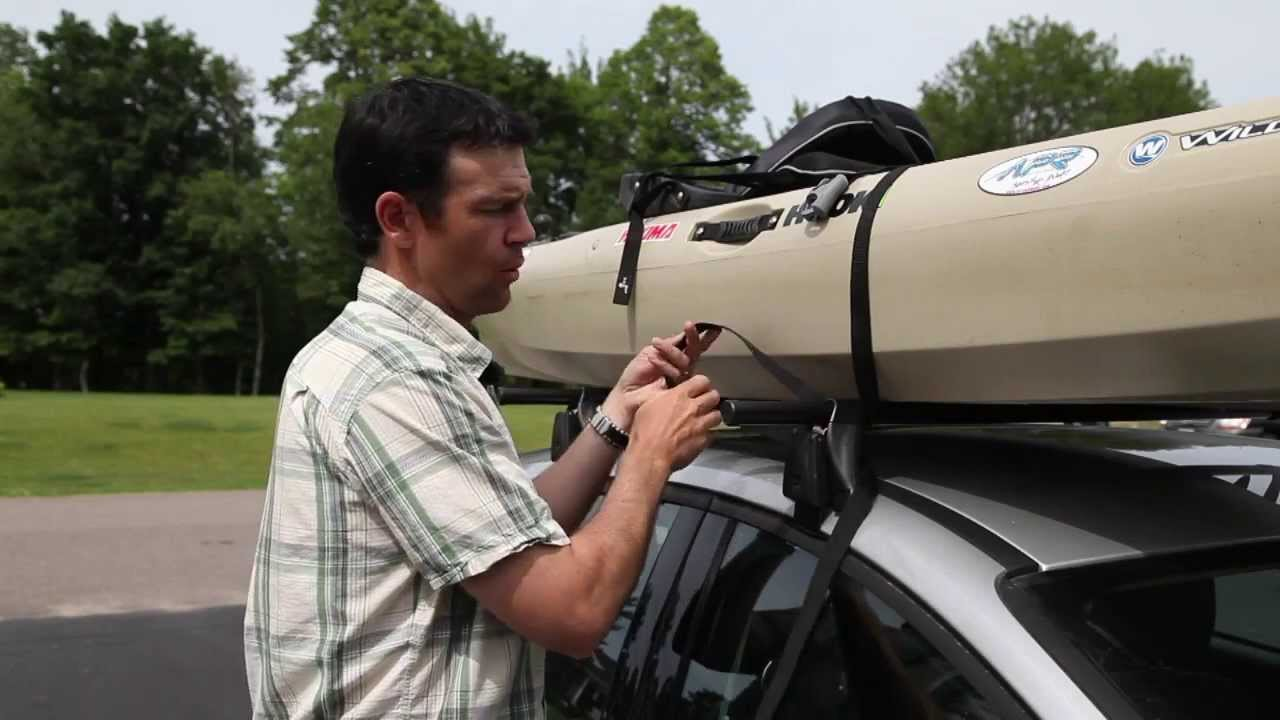 How to Safely Transport Fishing Kayaks