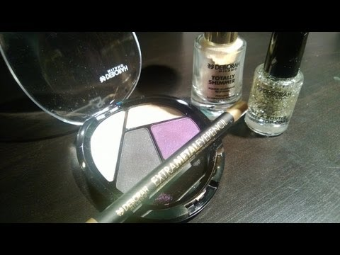Review Deborah Midnight Glam Collection