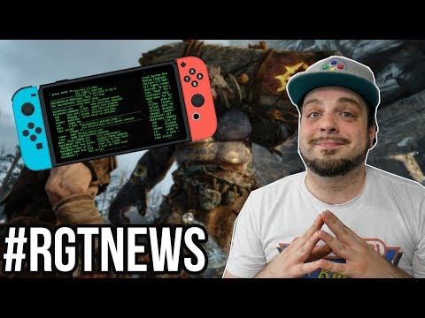 Nintendo BANS Switch Hackers! N64 Mini? 100K Sub THANK YOU! | #RGTNEWS
