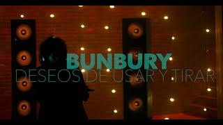 Bunbury - Deseos de usar y tirar (Videoclip Oficial)