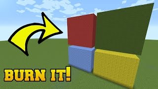 Is That Microsoft?!? Burn Them!!!