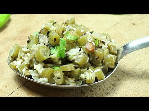 Green Bean Curry | Simple and Healthy Side Dish
