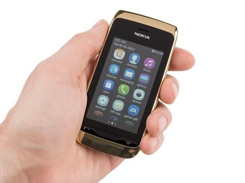 Nokia Asha 310 Review