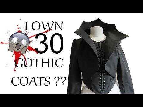 Vampire Prince's Wardrobe: COAT COLLECTION