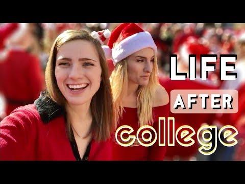 Week In My Life After USC: SantaCon San Francisco, LaserAway, & Austin!