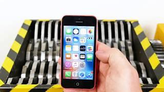 Triturando Iphones Antiguos   Sorteo Iphone 7 Plus !!