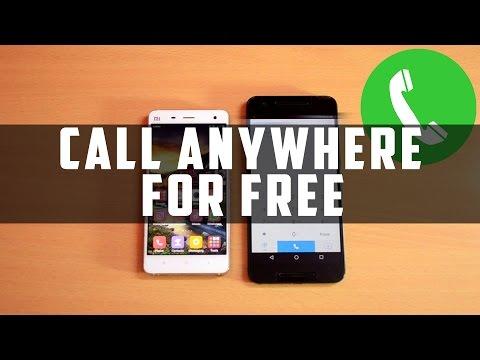Make Free Calls Anywhere in World | India | 100% Working Free