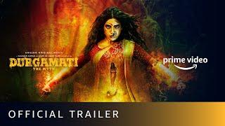 Durgamati The Myth - Official Trailer | Bhumi Pednekar, Arshad Warsi, Karan Kapadia | Dec 11
