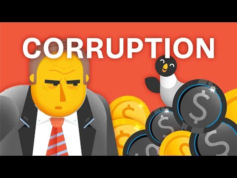 Corruption: a business angel or a robber in a suit?