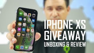 iPhone XS - UNBOXING + REVIEW