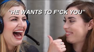ever heard of rose & rosie? they're HILARIOUS