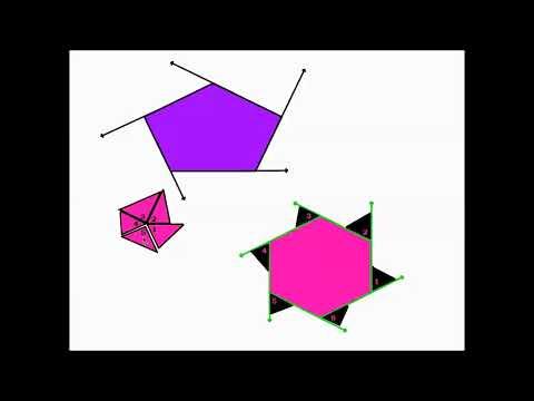 6.1b Polygon Exterior Angle Measures