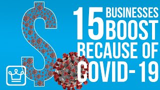 15 Businesses That Are BOOMING due to Coronavirus
