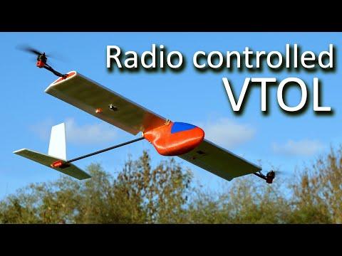 RC VTOL - V4