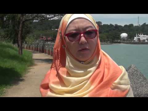 Her Journey From China to Malaysia and From Buddhism to Islam
