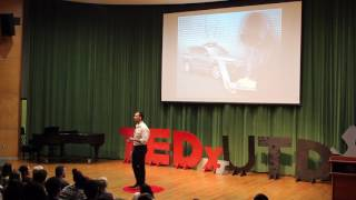 Why Do Cyber Attacks Continue to Happen? | Joshua Danielson | TEDxUTD