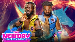 The New Day want to make action movies: The New Day: Feel the Power, April 19, 2021