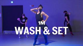 Leikeli47 - Wash & Set / Haejun Choreography